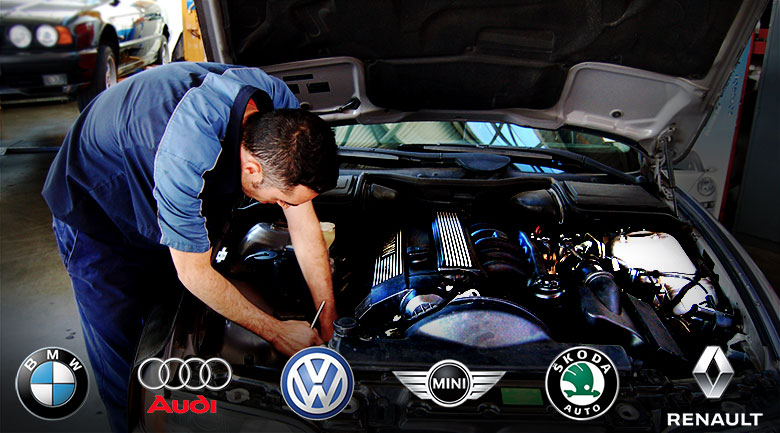 German vehicle services in Adelaide CBD